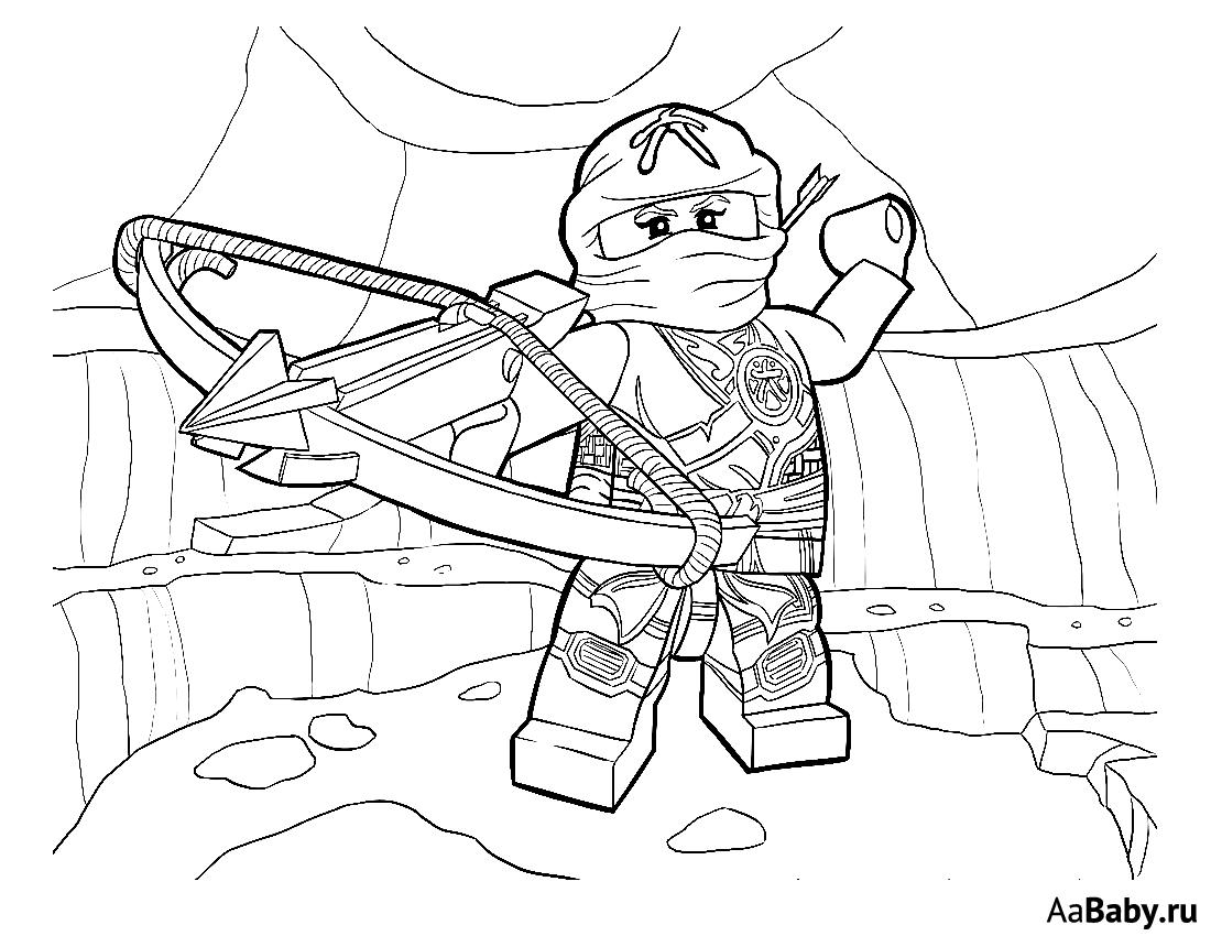 Лего Ниндзяго Скайлор | aaBaby - Чем занять ребенка