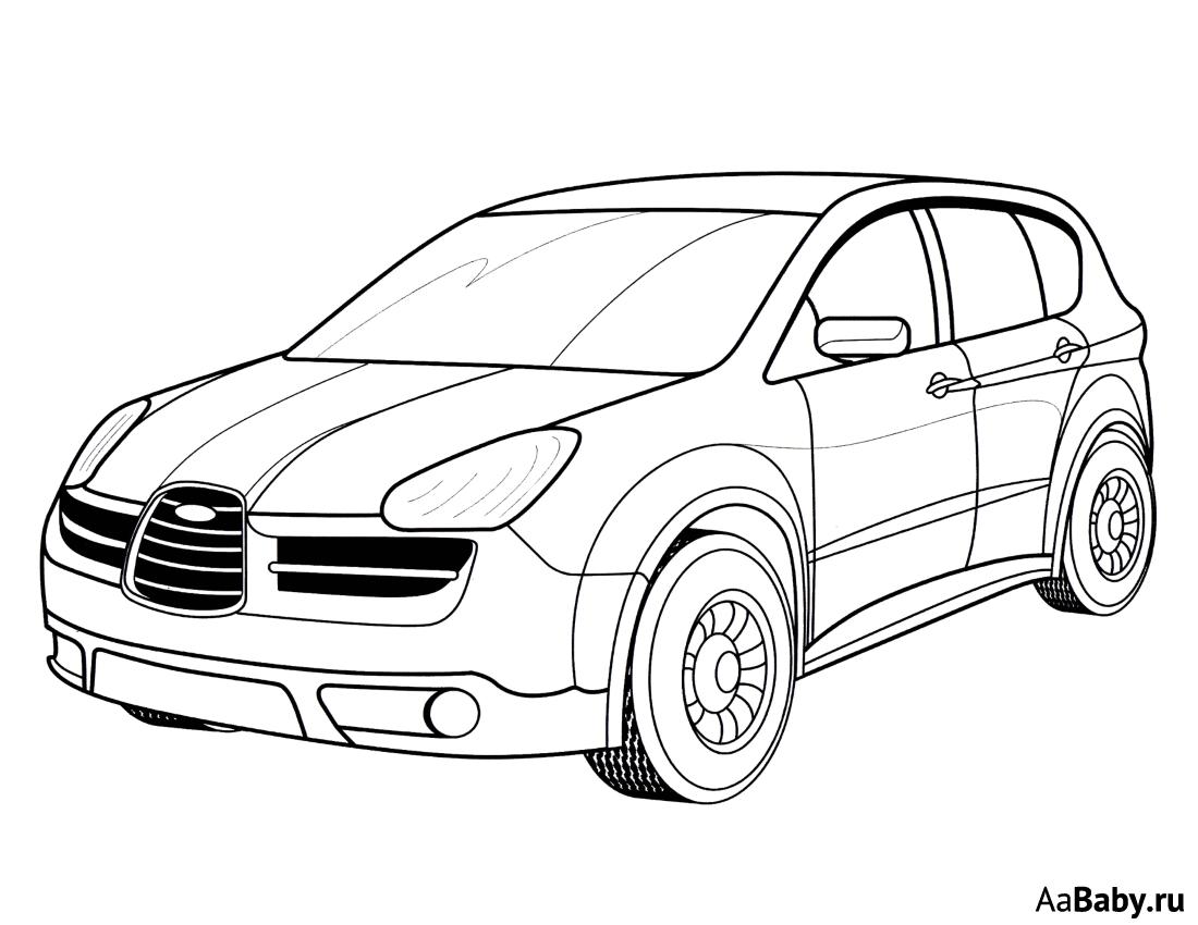 Subaru B9 Tribeca 3.0 | aaBaby - Чем занять ребенка
