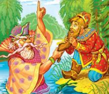 Сказка морской царь и василиса премудрая слушать.